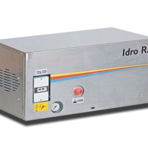 Idro R - Stationary cold pressure power washer