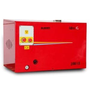 Idro-hot - Stationary Hot Washer System