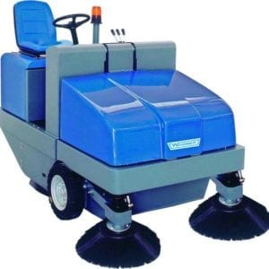 KS100120 - full hydraulic ride on sweeping vaccum
