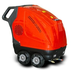 New Compact - Hot Water Power Washer