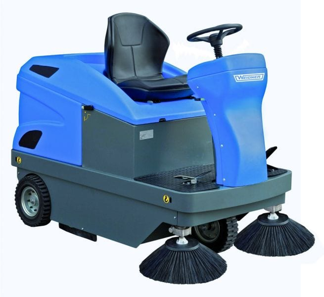STAR 1 - 111 B_E - KS100111 Floor sweeper