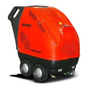 Star-Jet - Hot Water Power Washer