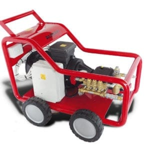 Super Activa - Cold Mobile Power Washer