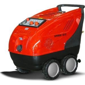 Super Lux - Hot Water Power Washer