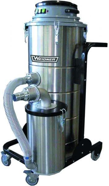 TECNOIL ONE 72 - ISYONE72 Special Industrial Oil Vacuum Cleaner
