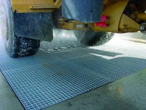 Under floor, Chassis Cleaning Equipment