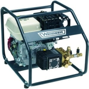 Waschboy 152 B - compact petrol driven high powered cleaner